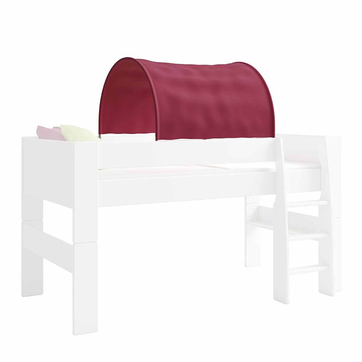 Steens for Kids Tunnel for Midsleeper Pink and Purple