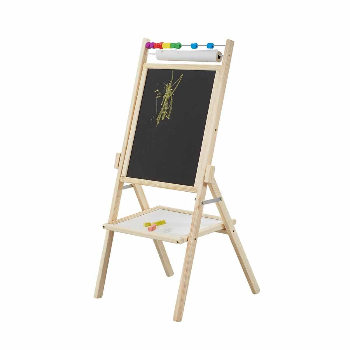 Liberty House Toys 4 in 1 Rotary Easel with Accessories
