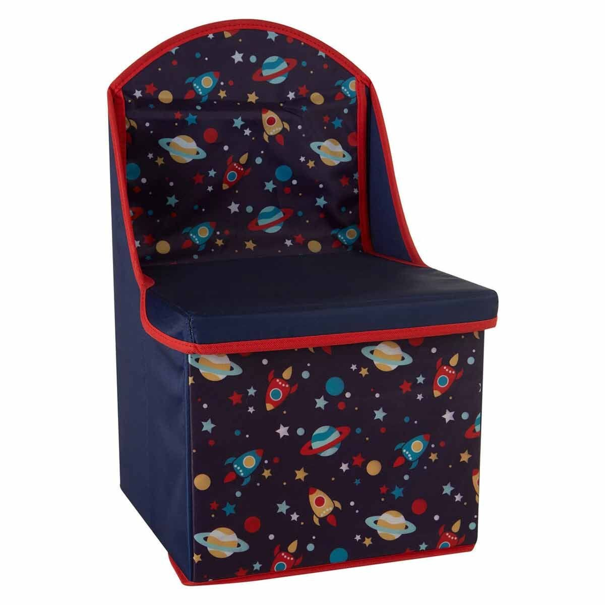 Premier Kids Cosmic Storage Box Seat