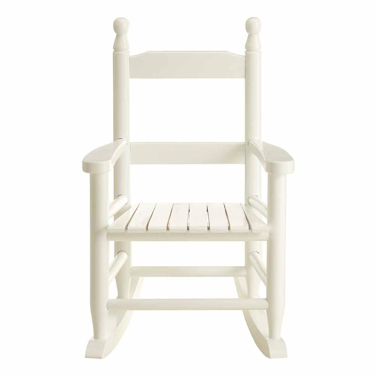 Premier Kids Hardwood Rocking Chair