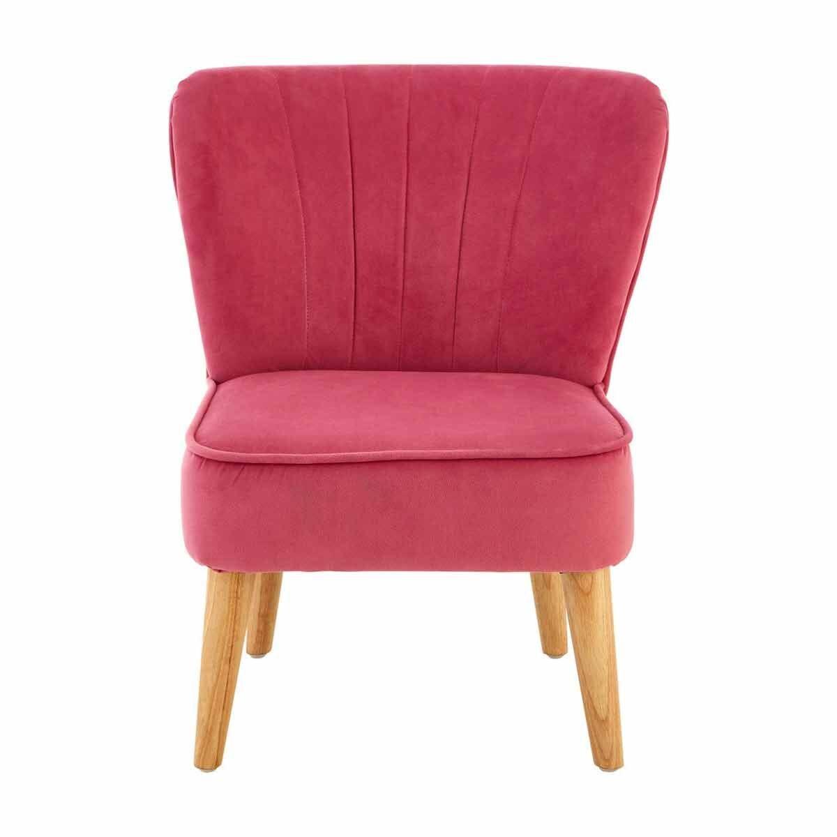 Premier Kids Mia Velvet Chair