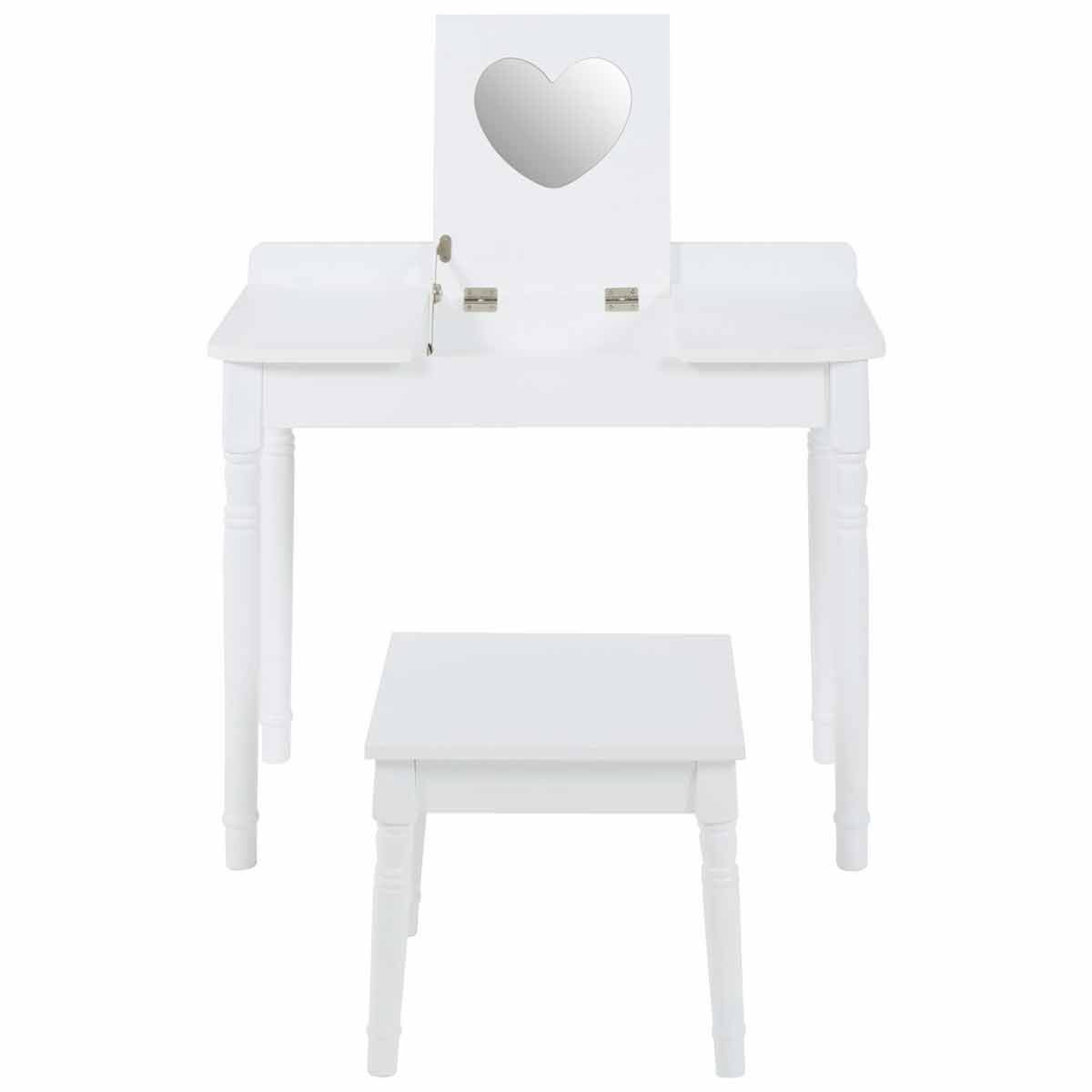 Premier Kids Dressing Table with Stool