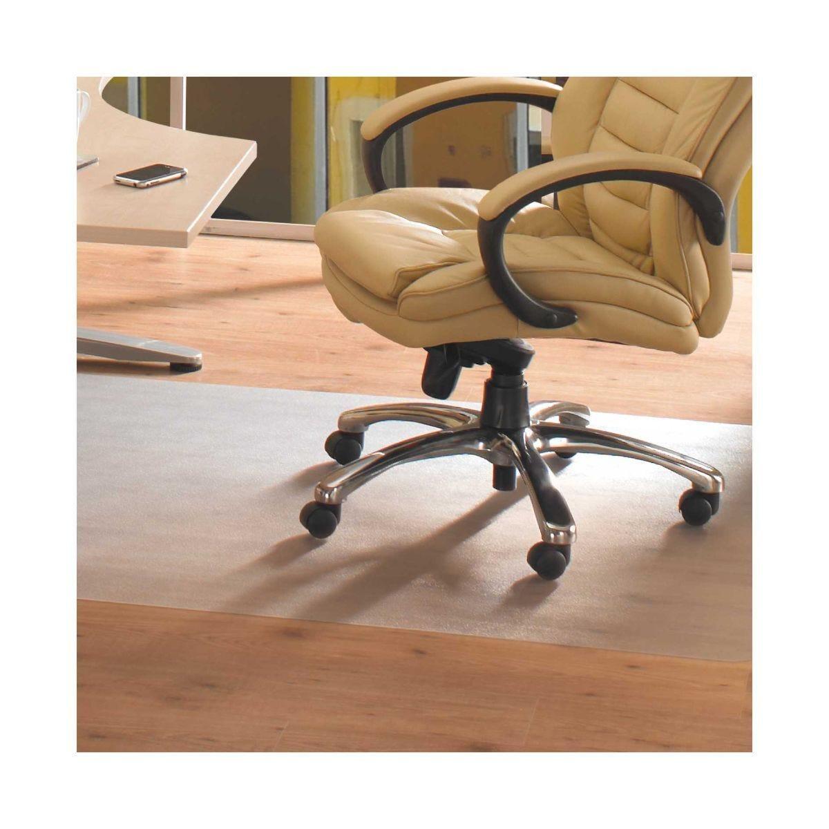 PVC Advantage Hard Floor Chairmat Rectangular Shape 120cm x 90cm