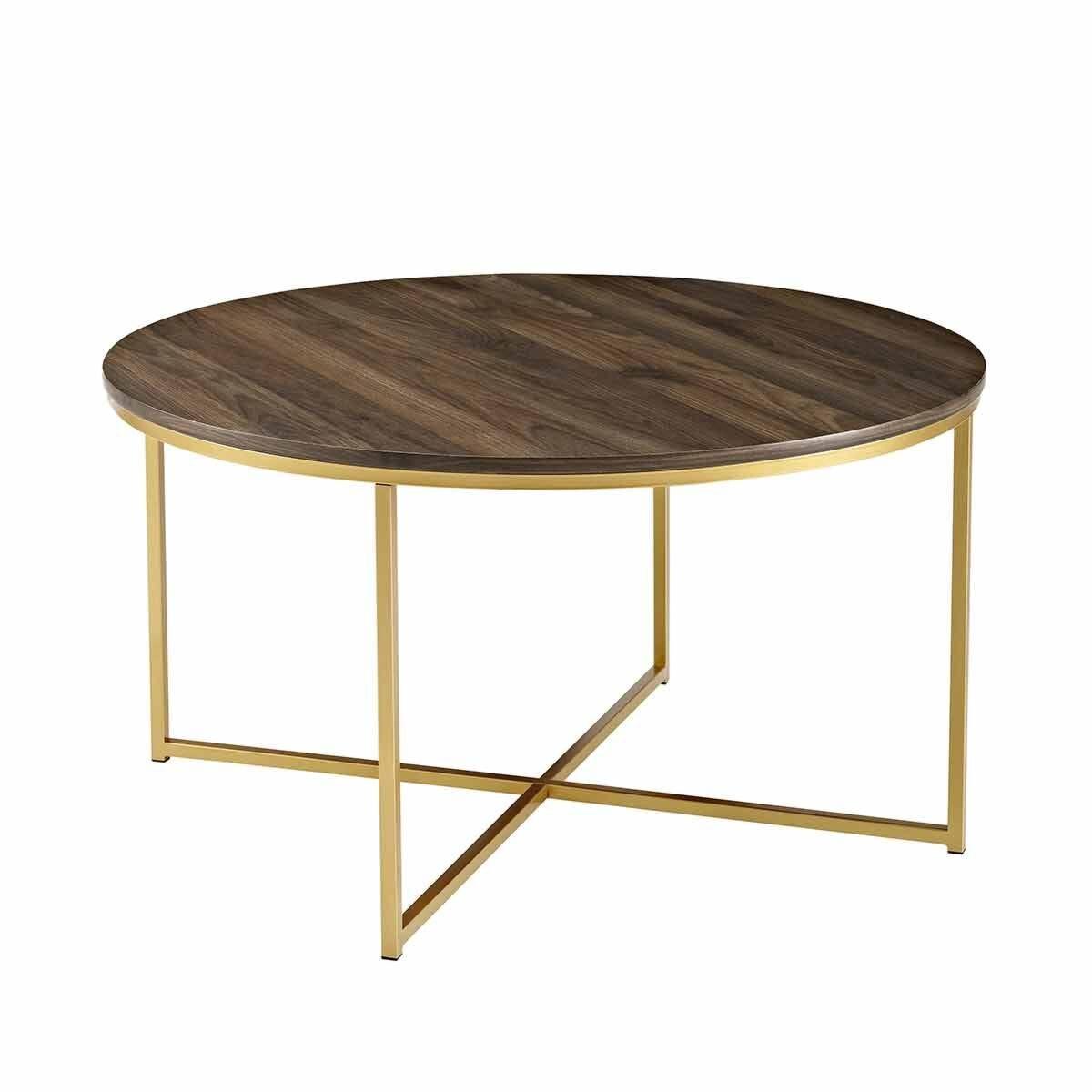 Nola Mid Century Modern Coffee Table