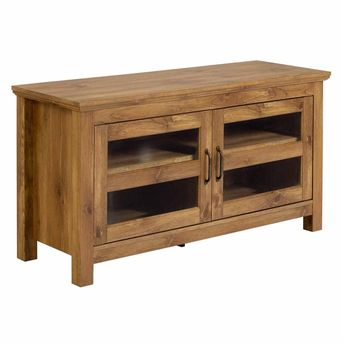 Carpi Wooden TV Stand