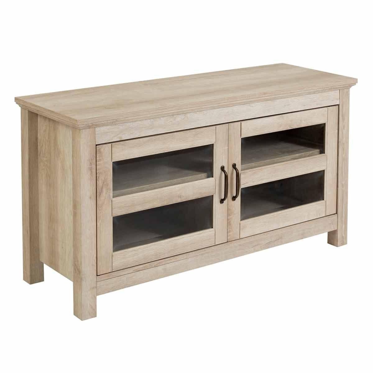 Carpi Wooden TV Stand Light Oak