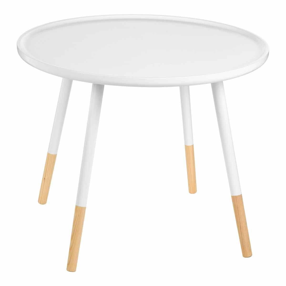 Premier Housewares Viborg Round Side Table