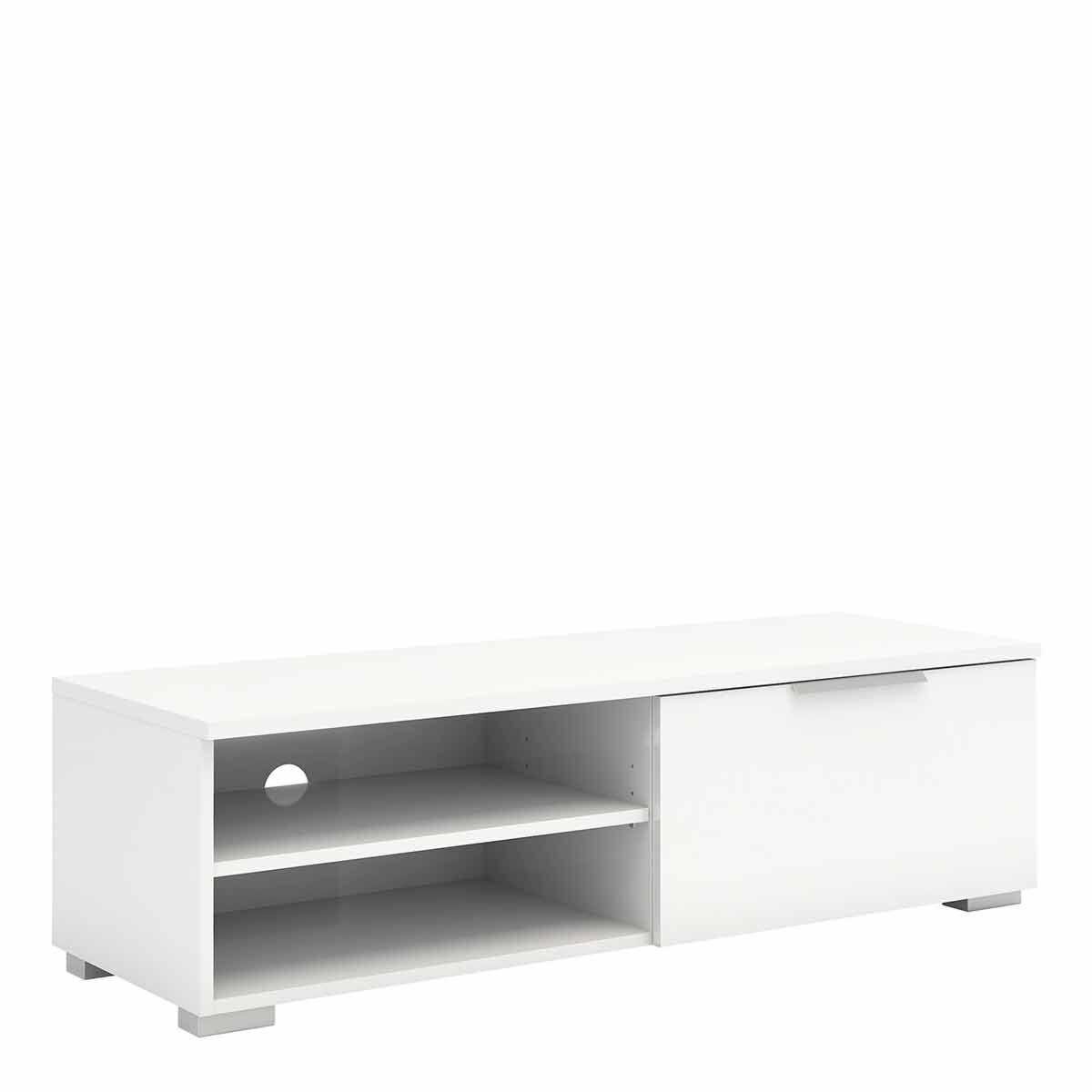 Match 1 Drawer 2 Shelf TV Unit