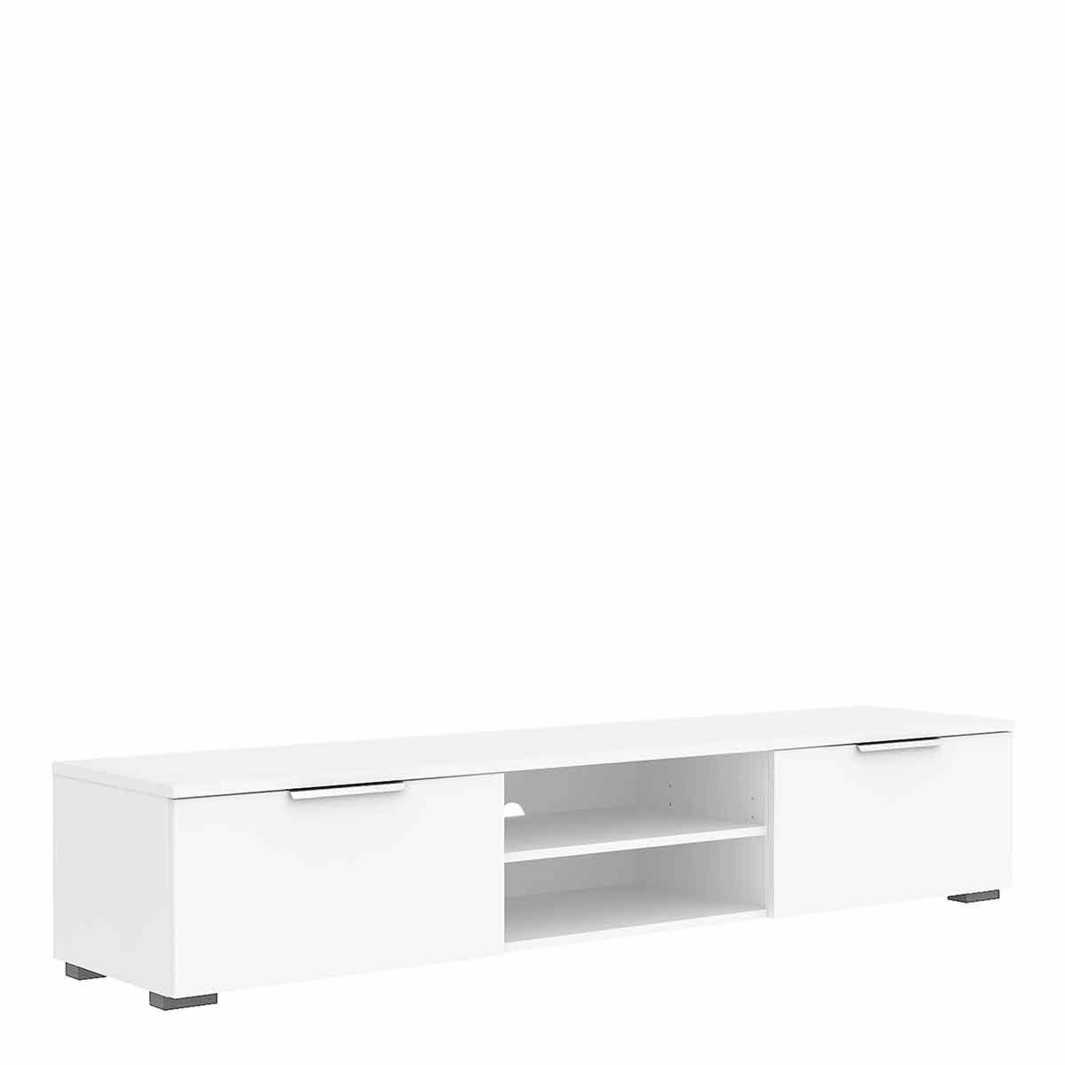 Match 2 Drawer 2 Shelf TV Unit
