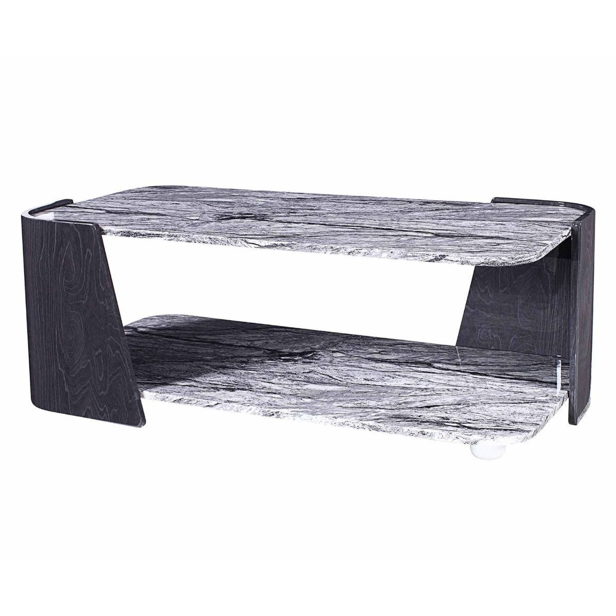 Jual Sorrento Slate and Marble Coffee Table
