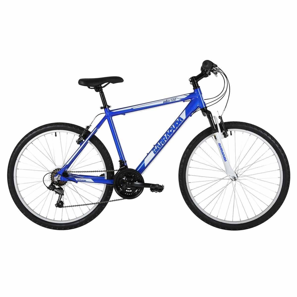Barracuda Draco 100 Adult Mountain Bike 19 Inch Frame