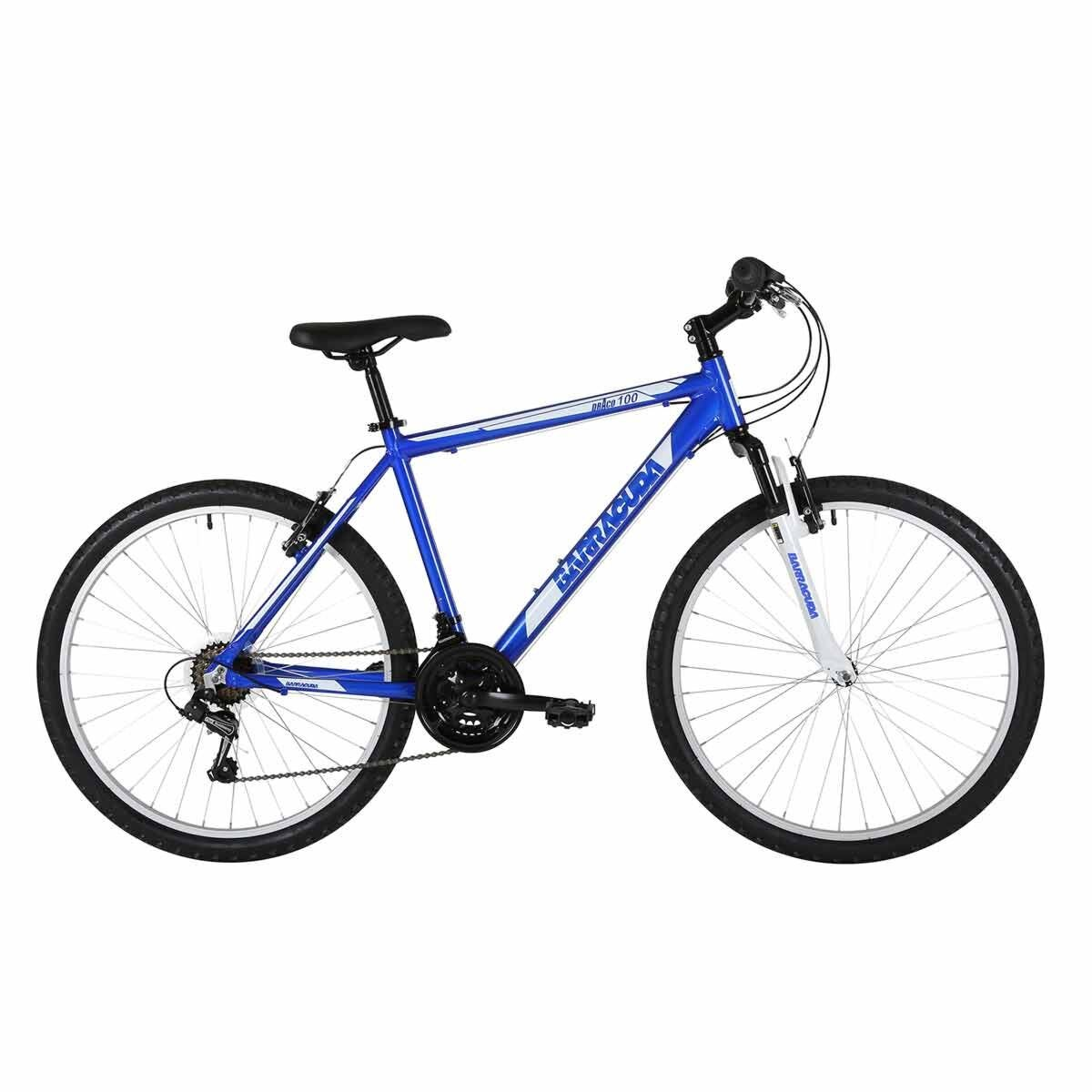 Barracuda Draco 100 Adult Mountain Bike 21 Inch Frame