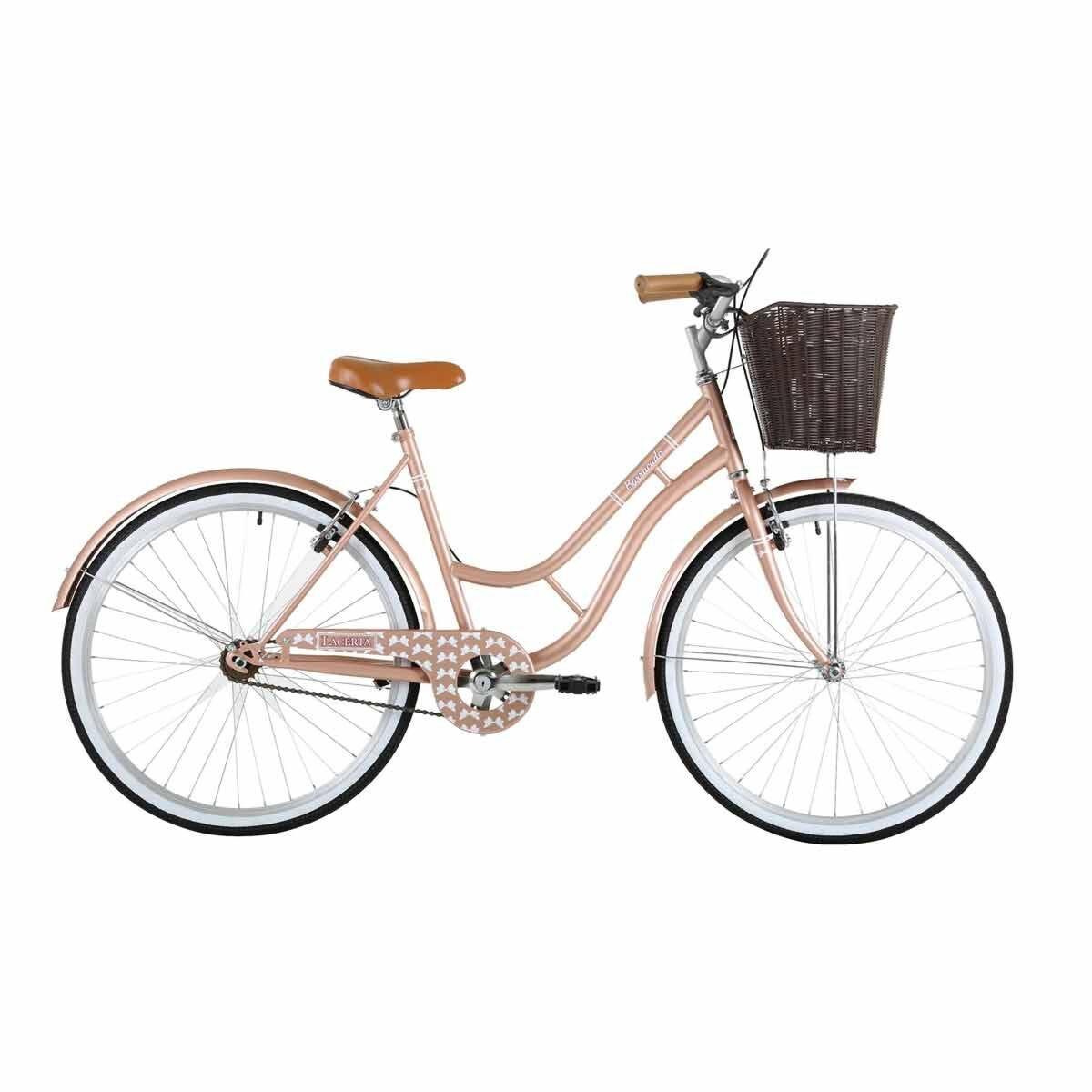Barracuda Lacerta Heritage Ladies City Bike 19 Inch Frame