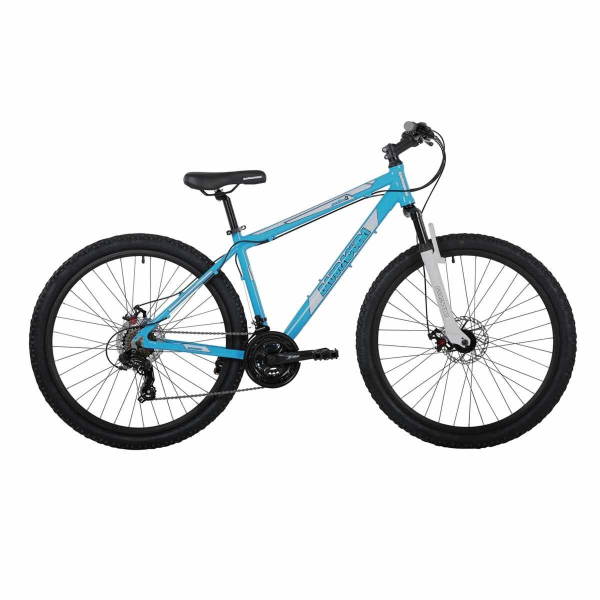 Barracuda Draco 3 Adult Mountain Bike 17 Inch Frame