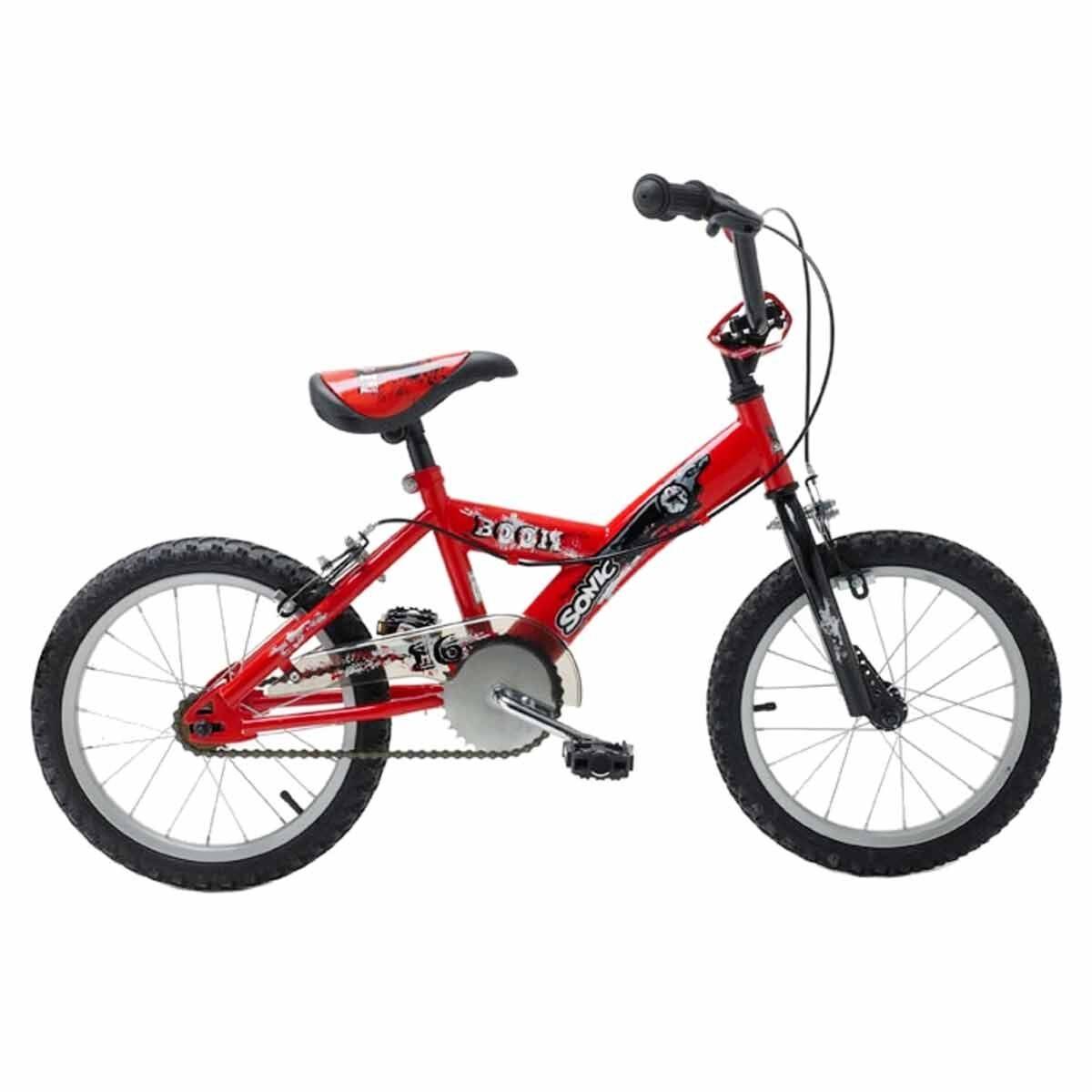 Sonic Boom Boys Bike 16 Inch Wheel