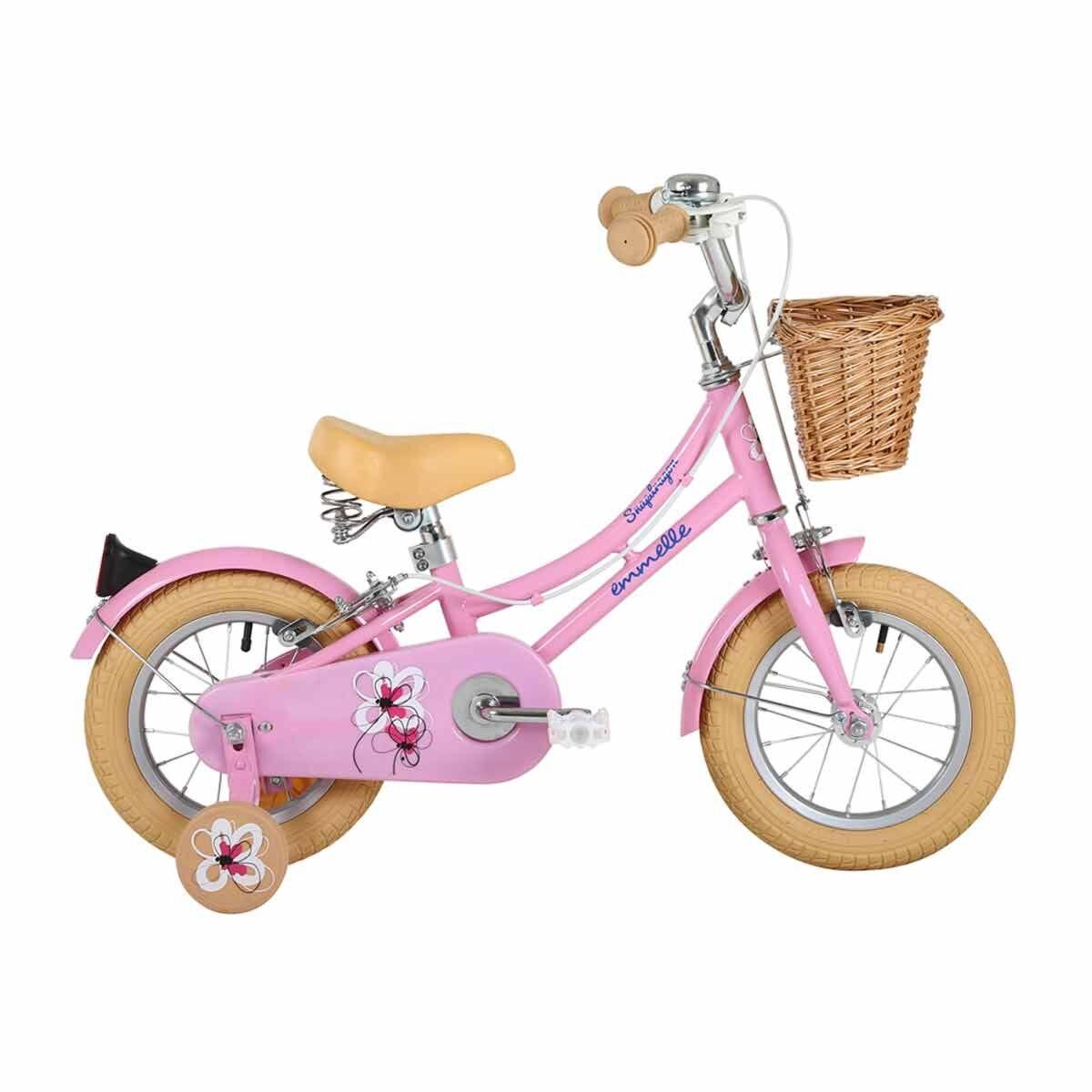 Emmelle Snapdragon Girls Bike 12 Inch Wheel