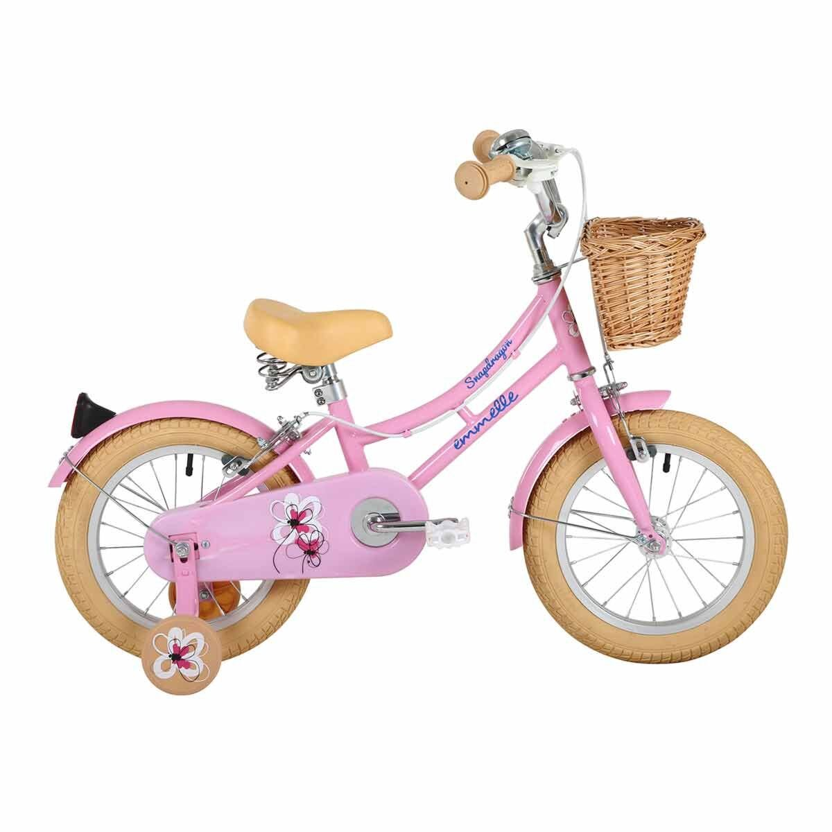 Emmelle Snapdragon Girls Bike 14 Inch Wheel