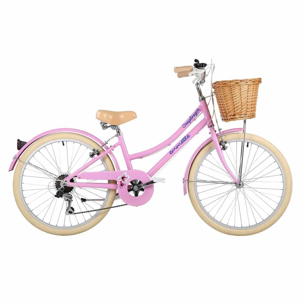 Emmelle Snapdragon Girls Bike 24 Inch Wheel