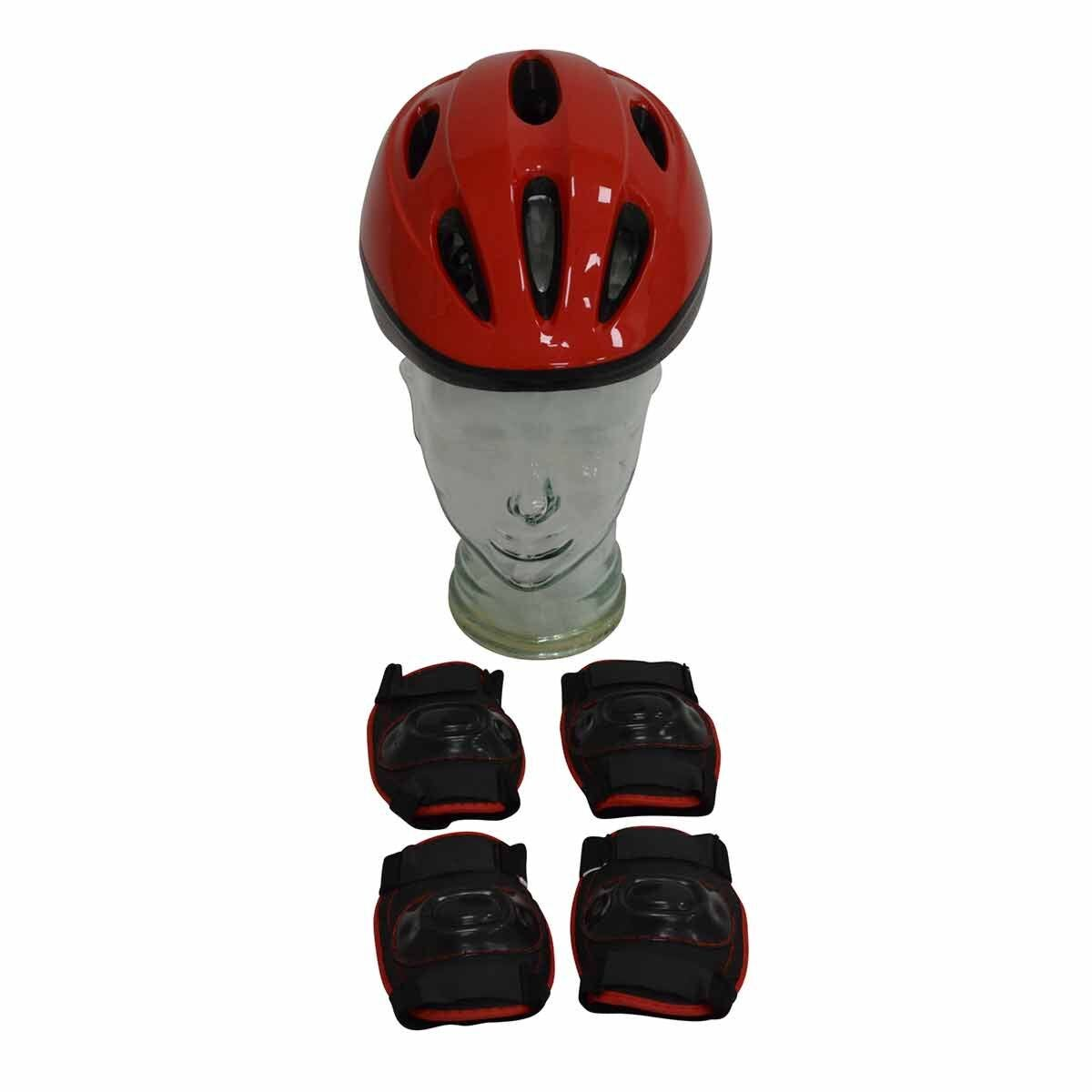 One23 Childrens Helmet and Protective Pad Set 48-56cm