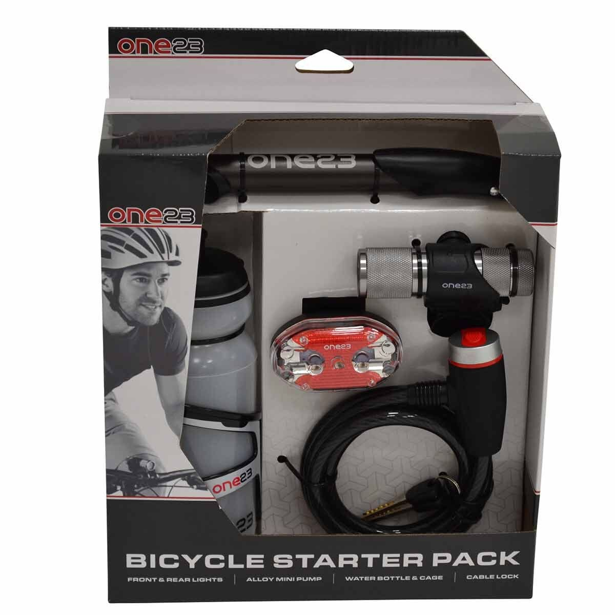 One23 Cycle Starter Pack