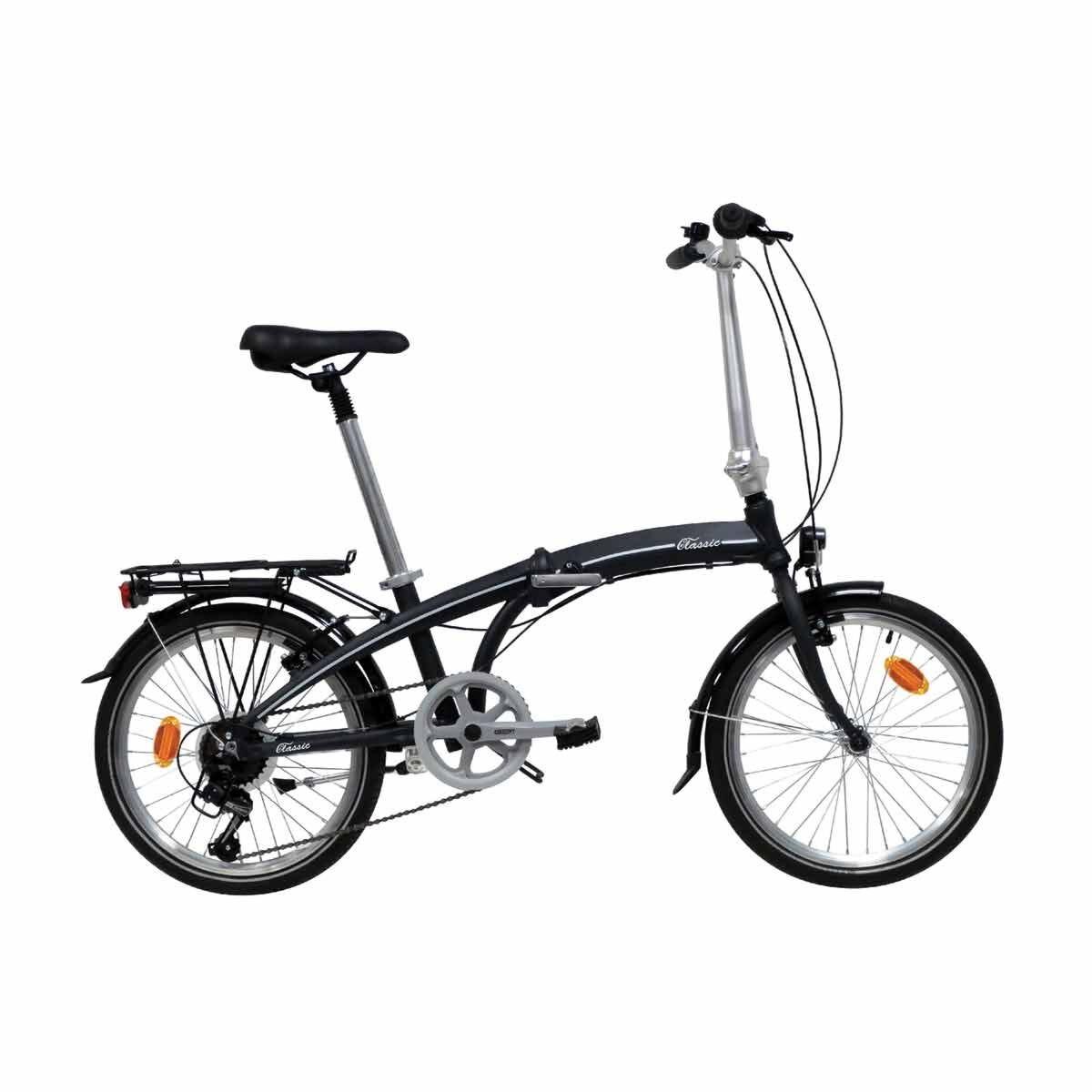Classic Alloy Folding Bike