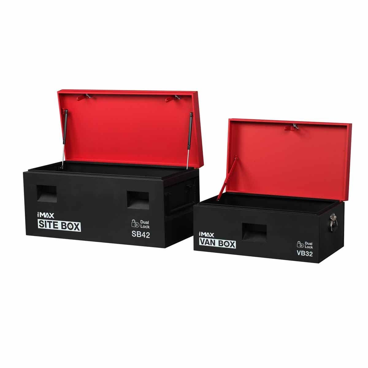 Hilka 32 Inch Van and 42 Inch Site Combination Box