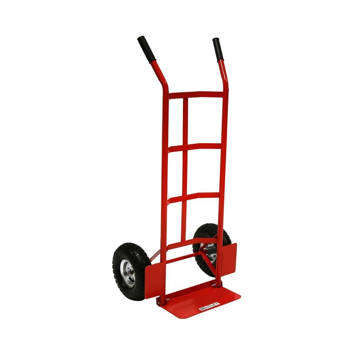 Charles Bentley 200kg Heavy Duty Trolley with Foldable Toe Plate