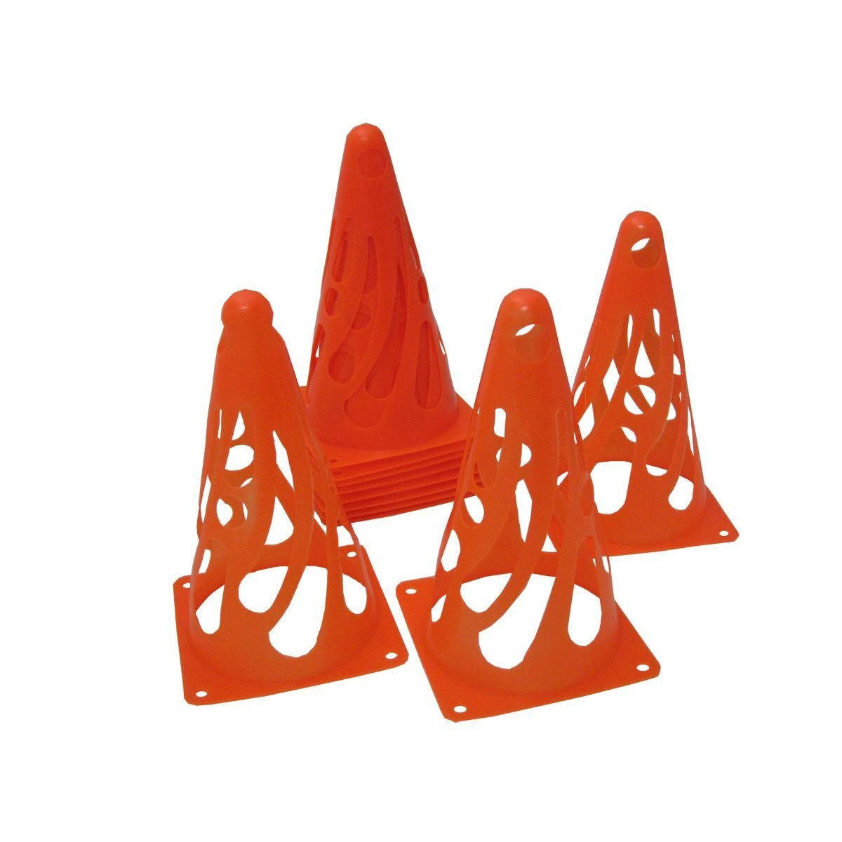 Charles Bentley Pack Of 12 Flexible Cones