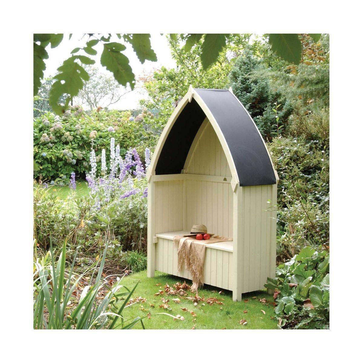 Rowlinson Winchester Arbour Garden Seat