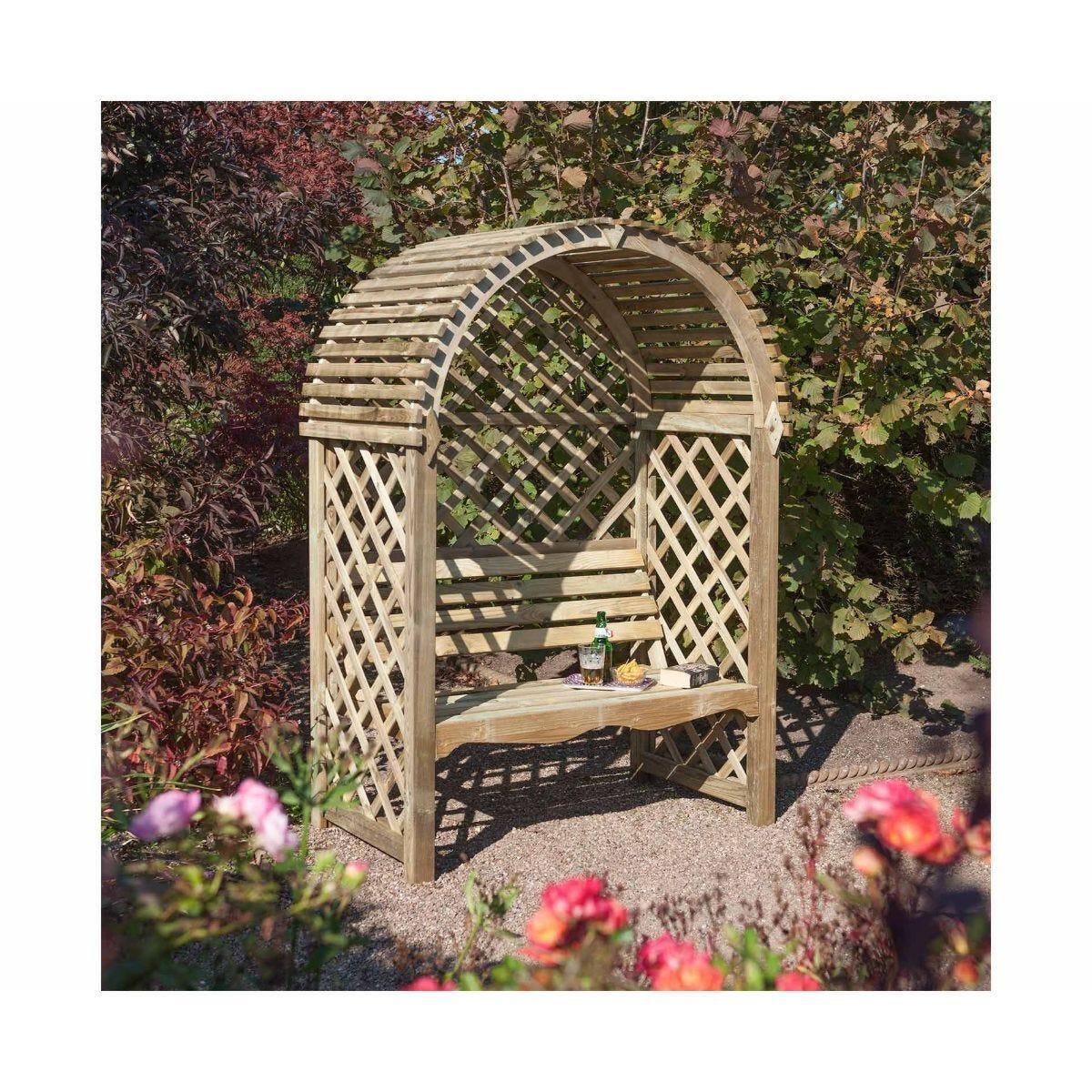 Rowlinson Victoria Arbour Garden Furniture