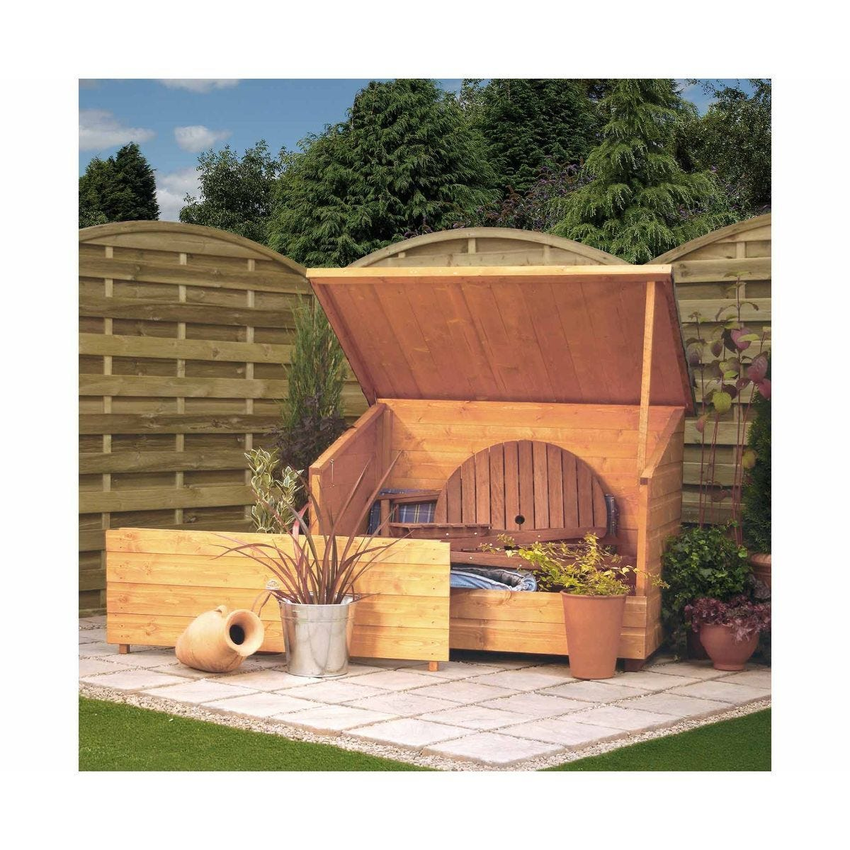 Rowlinson Garden Chest Storage
