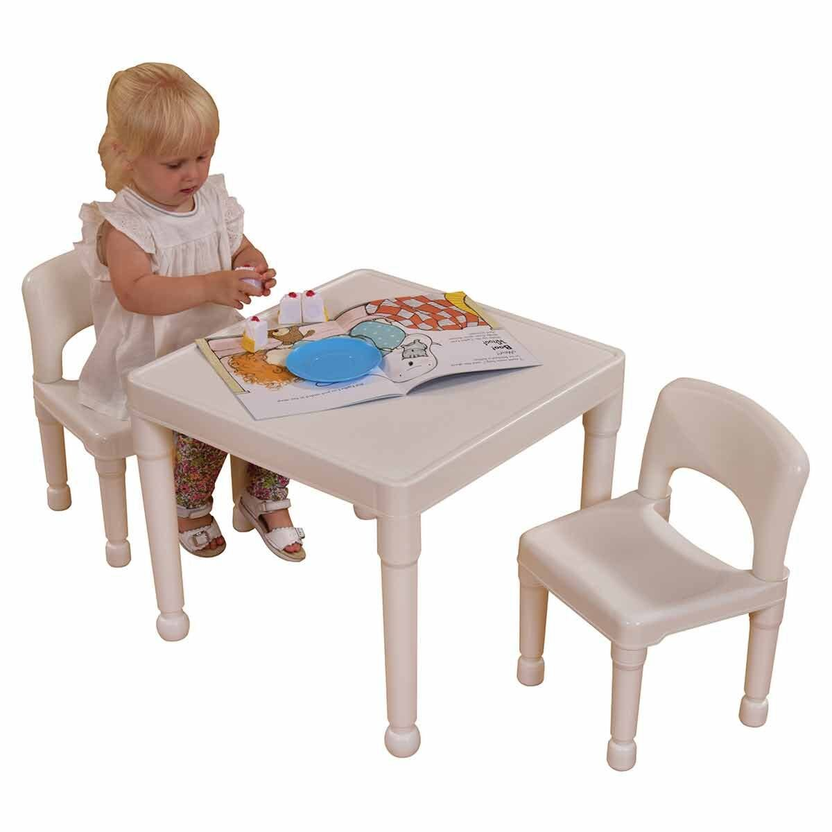 Liberty House Toys Childrens Table and 2 Chairs Set