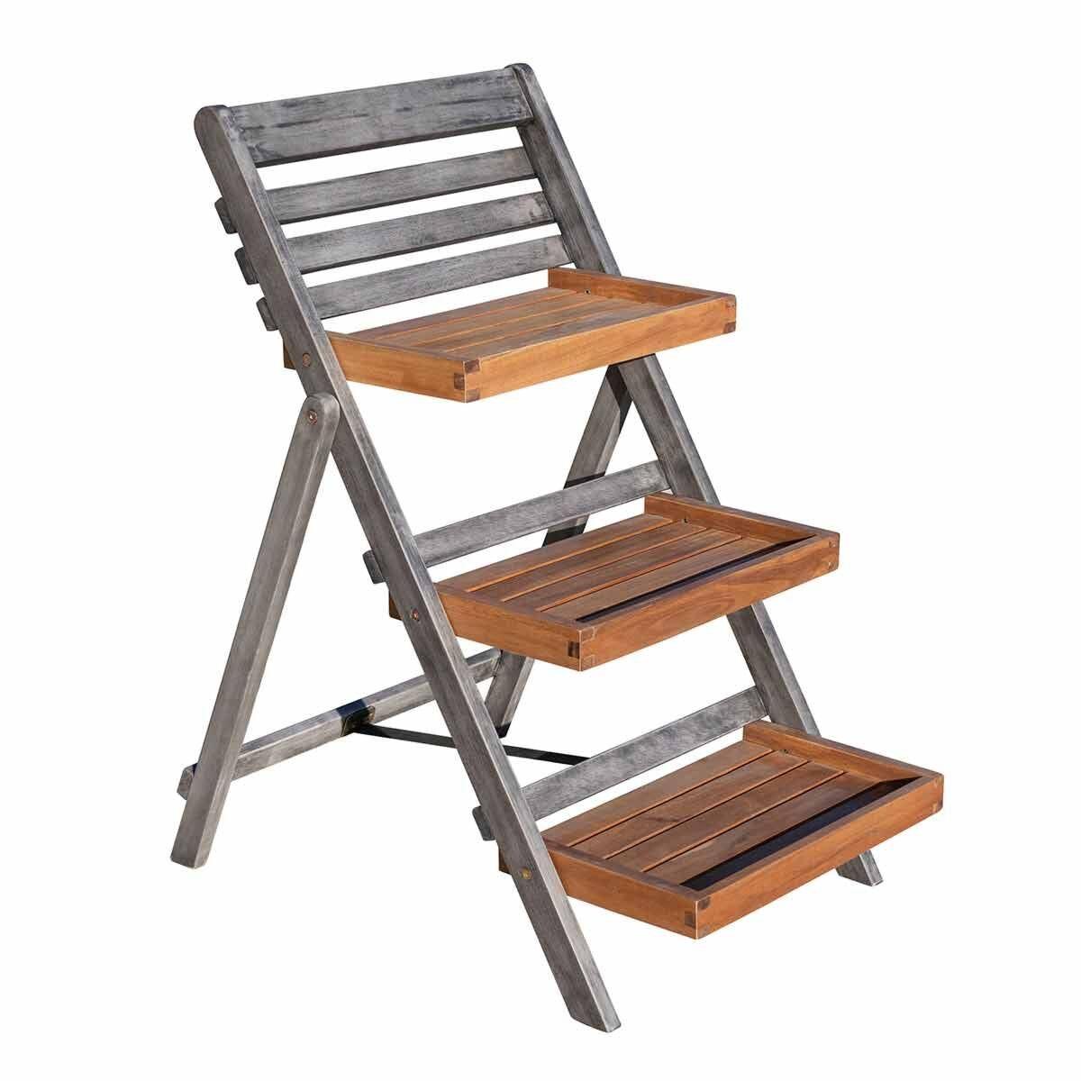 Rowlinson Alderley Plant Ladder Small
