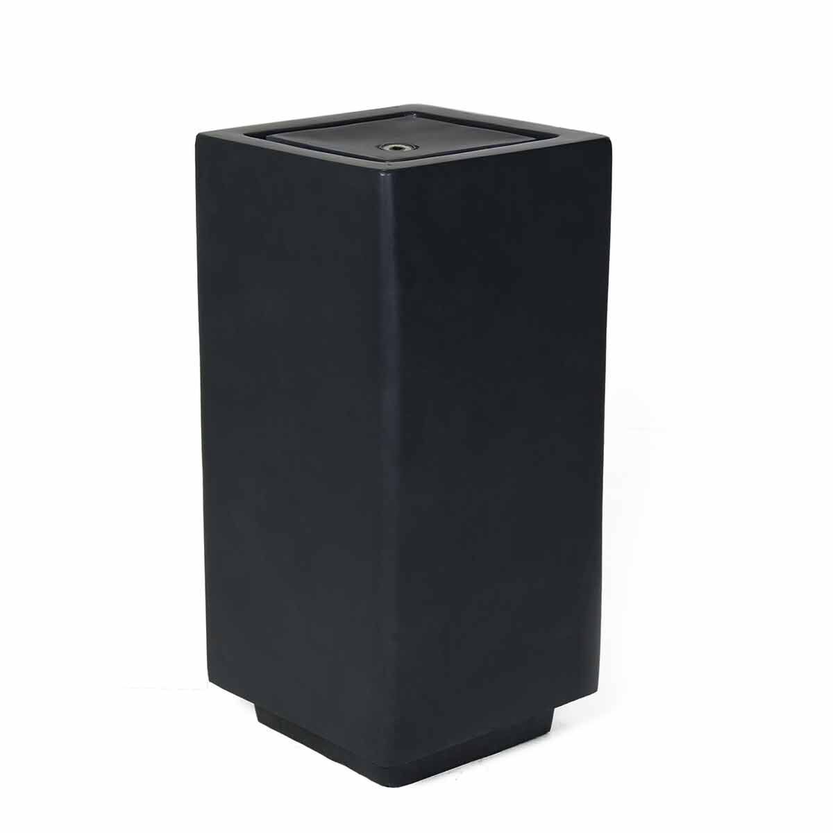 Charles Bentley Granite Tall Water Feature with LED Light
