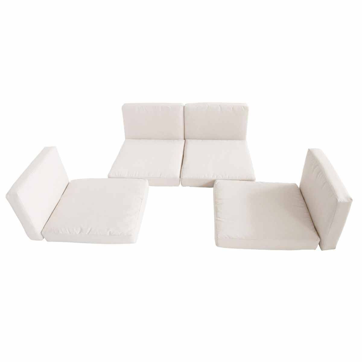 Alfresco Replacement Cushion Cover Set for Garden Furniture