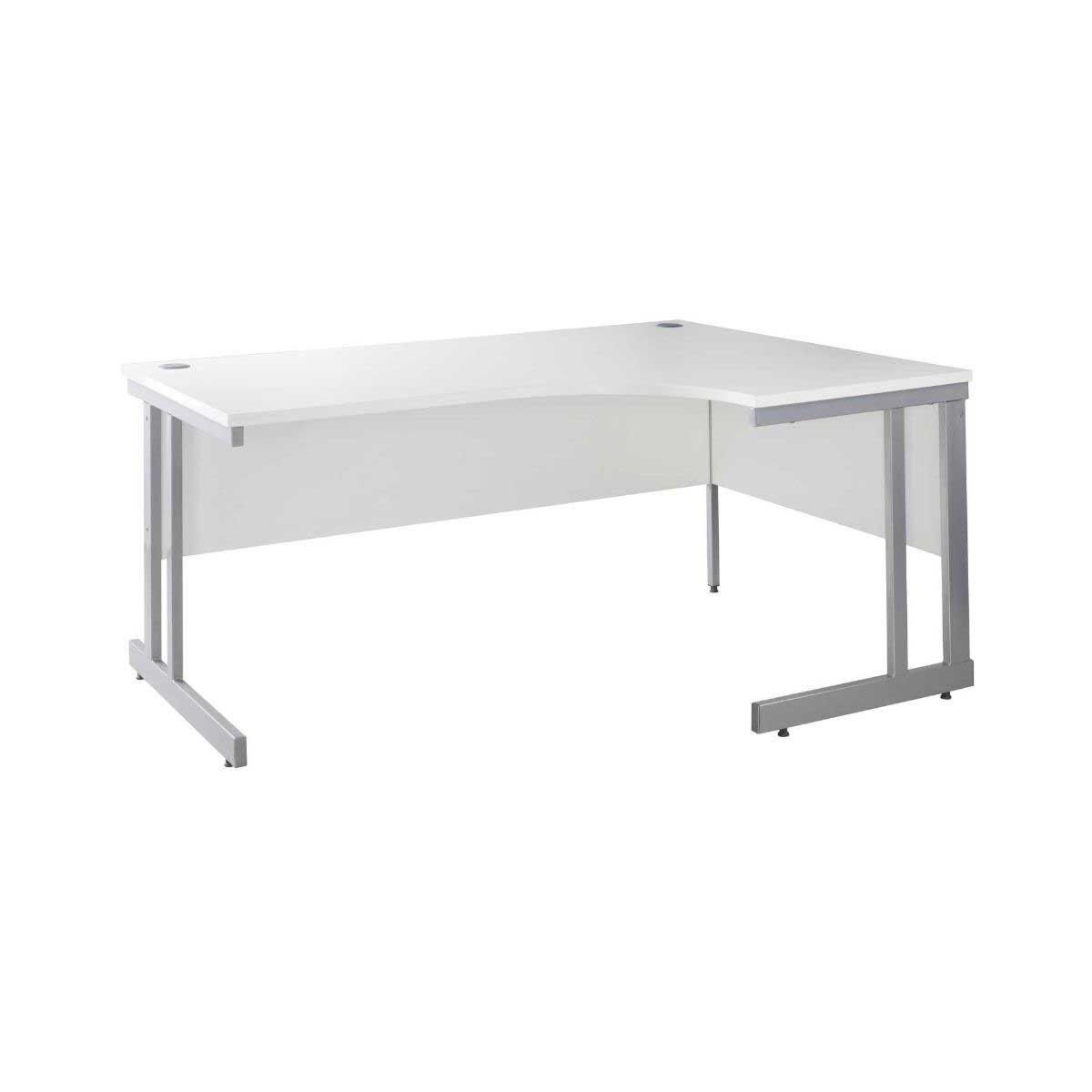 Momento Right Hand Ergonomic Desk 1600mm