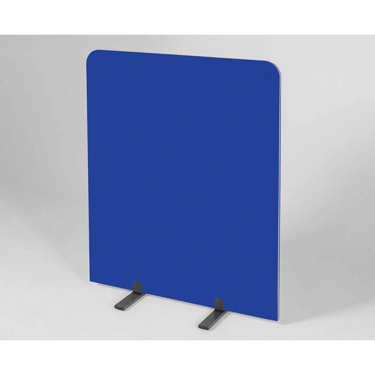 Metroplan BusyScreen Curve Screen 1200 x 1200mm Royal Blue