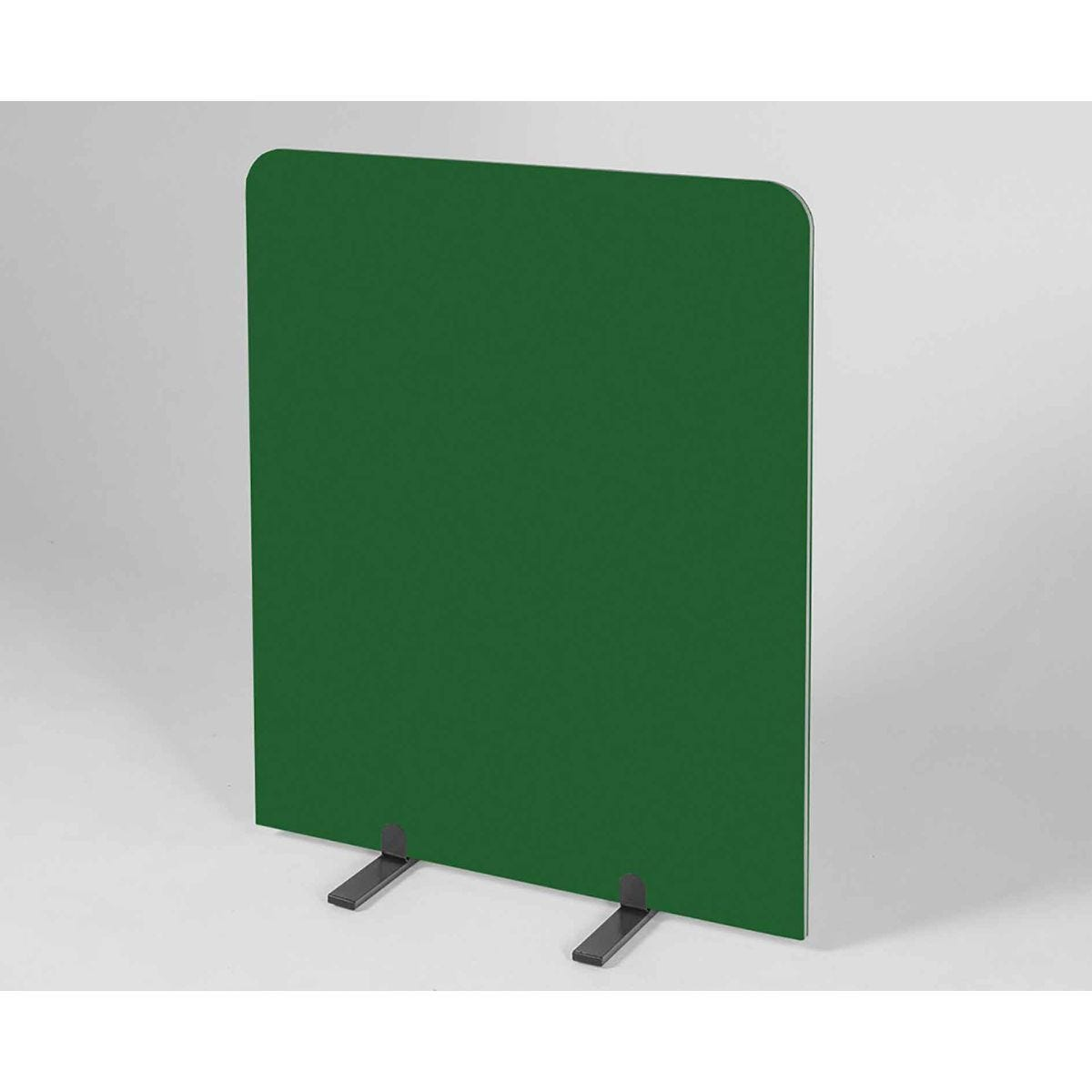 Metroplan BusyScreen Curve Screen 1200 x 1200mm Emerald