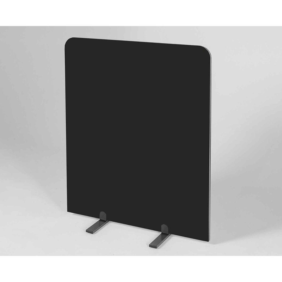 Metroplan BusyScreen Curve Screen 1200 x 1200mm Black