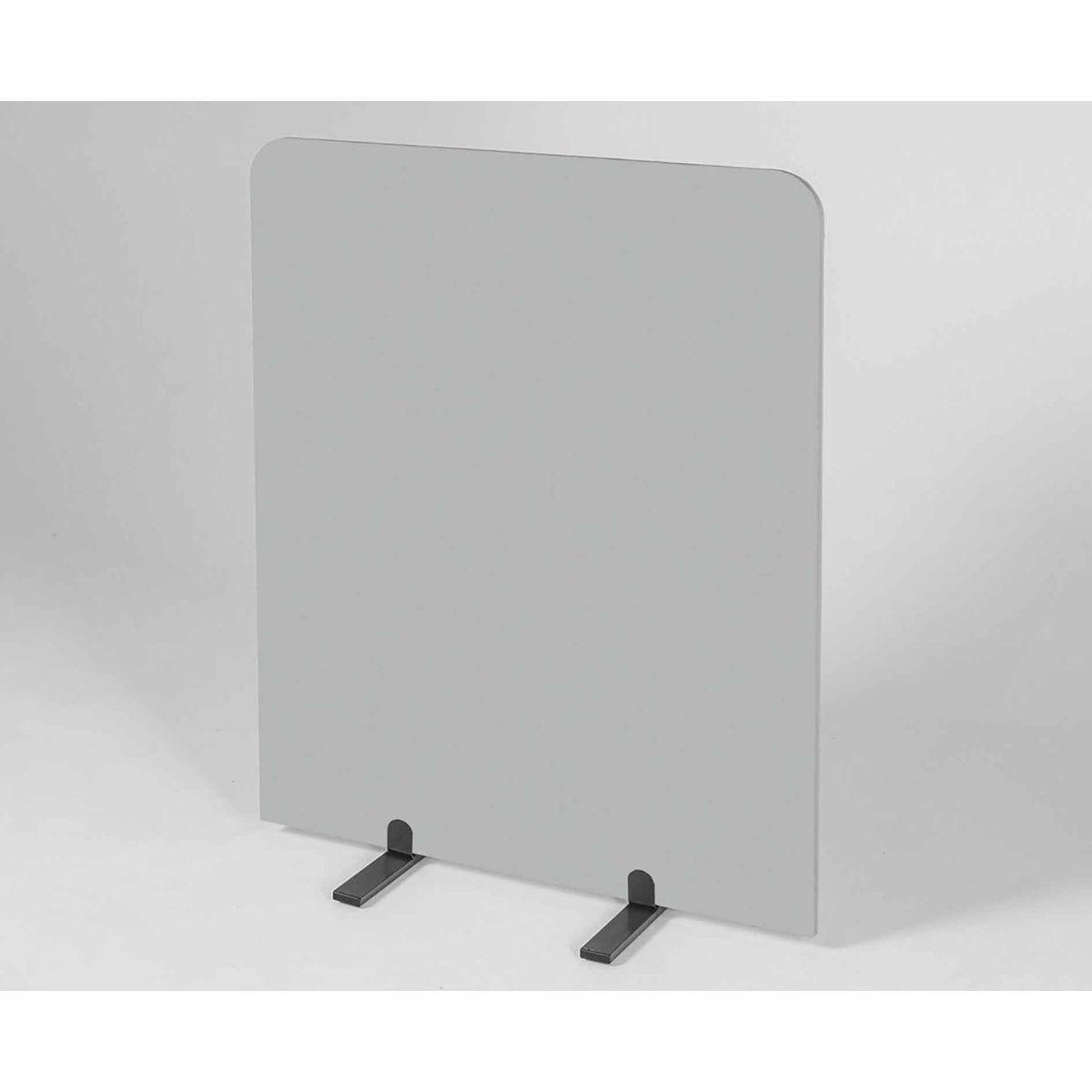 Metroplan BusyScreen Curve Screen 1200 x 1200mm Light Grey