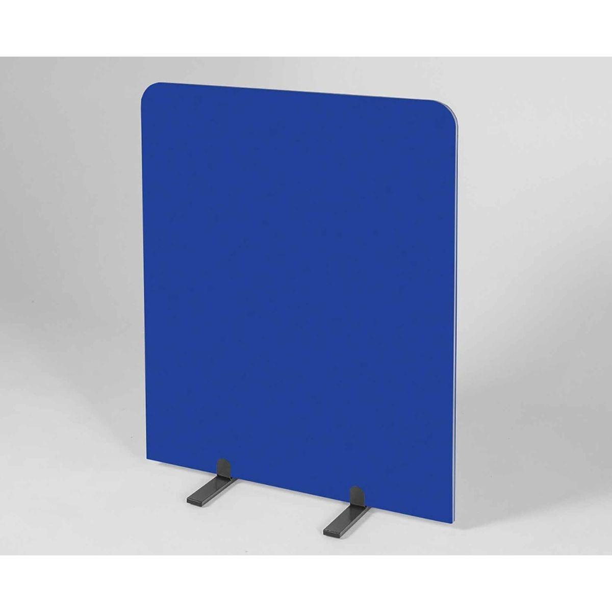 Metroplan BusyScreen Curve Screen 1450 x 1200mm Royal Blue