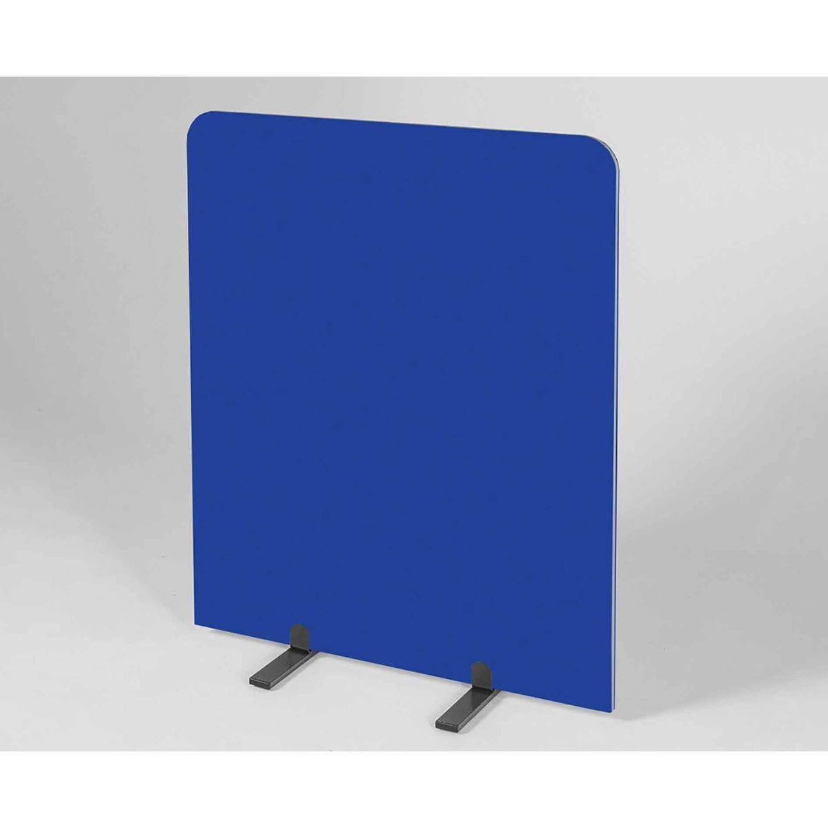 Metroplan BusyScreen Curve Screen 1600 x 1200mm Royal Blue
