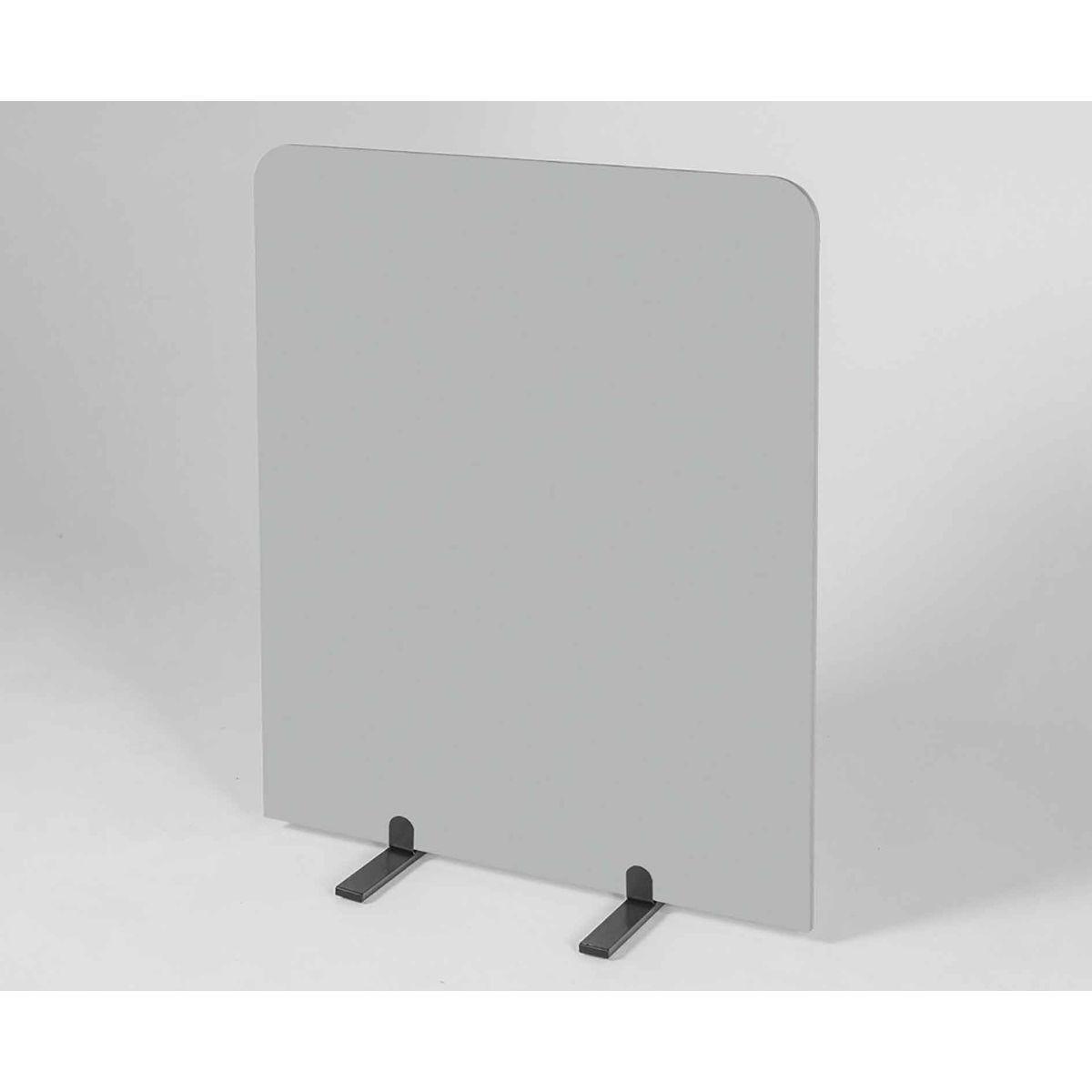 Metroplan BusyScreen Curve Screen 1600 x 1200mm Light Grey