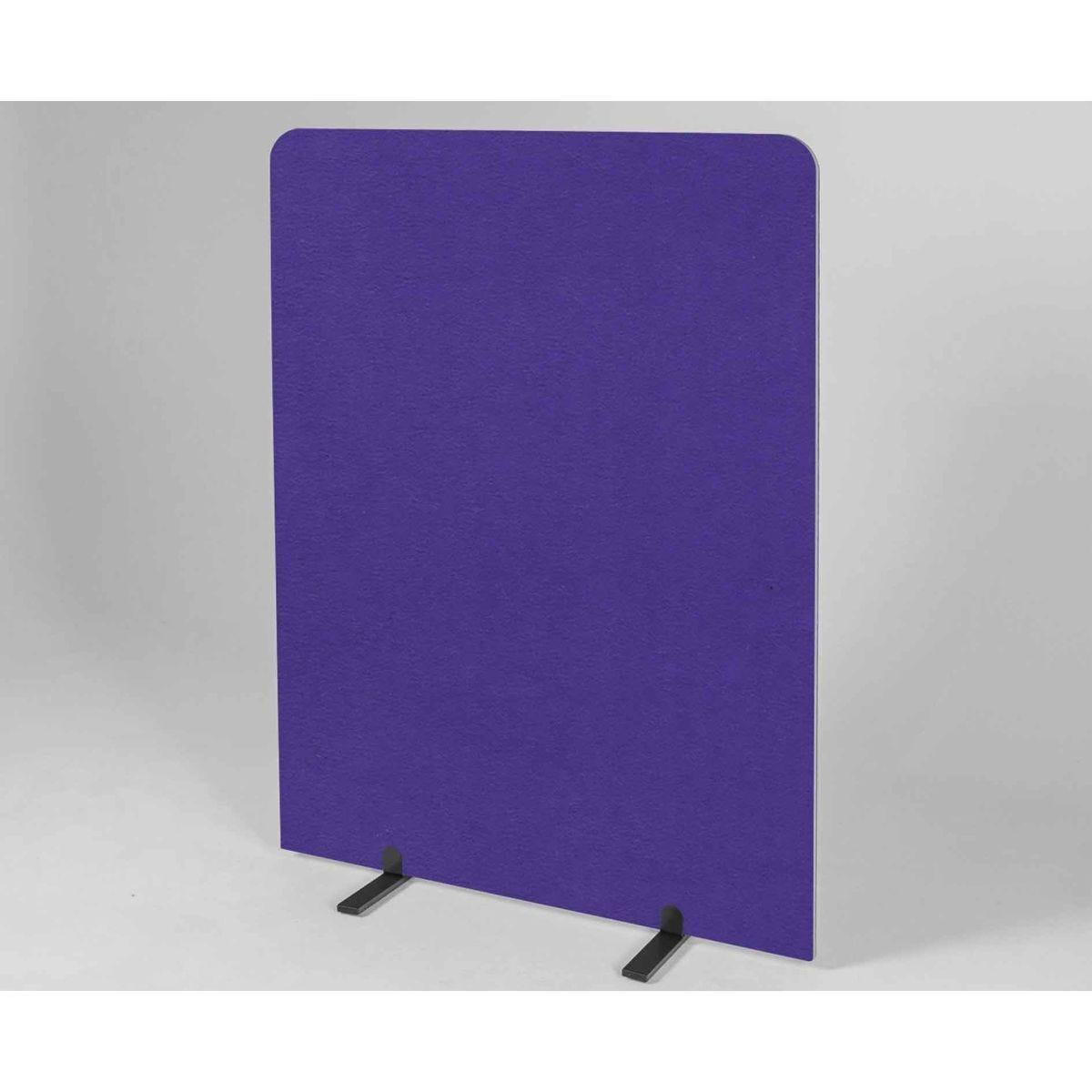 Metroplan BusyScreen Curve Screen 1600 x 1200mm Purple