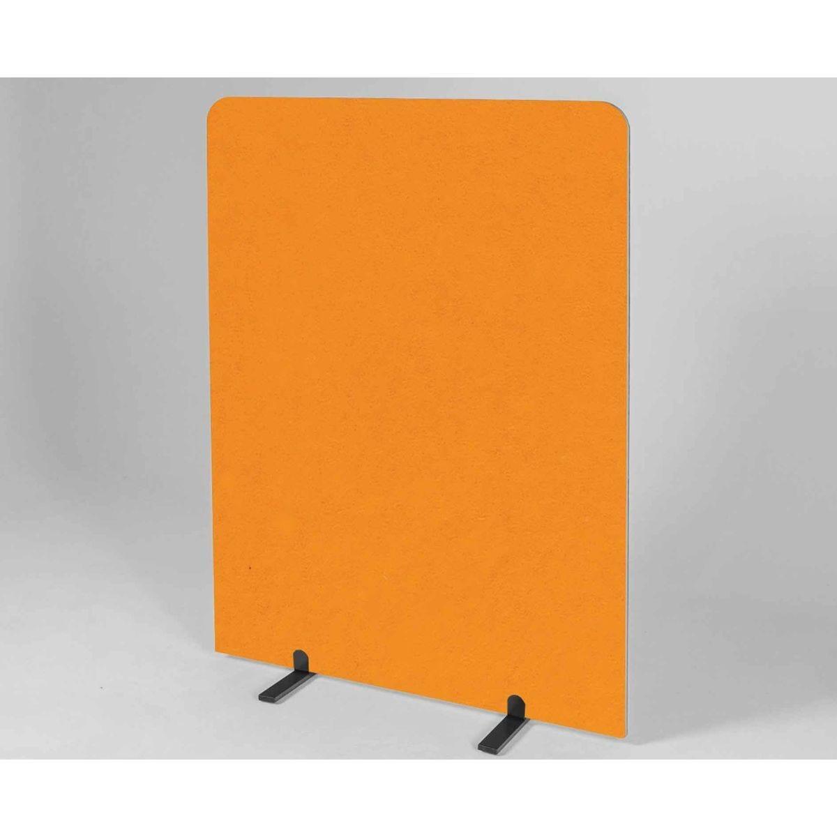 Metroplan BusyScreen Curve Screen 1600 x 1200mm Orange