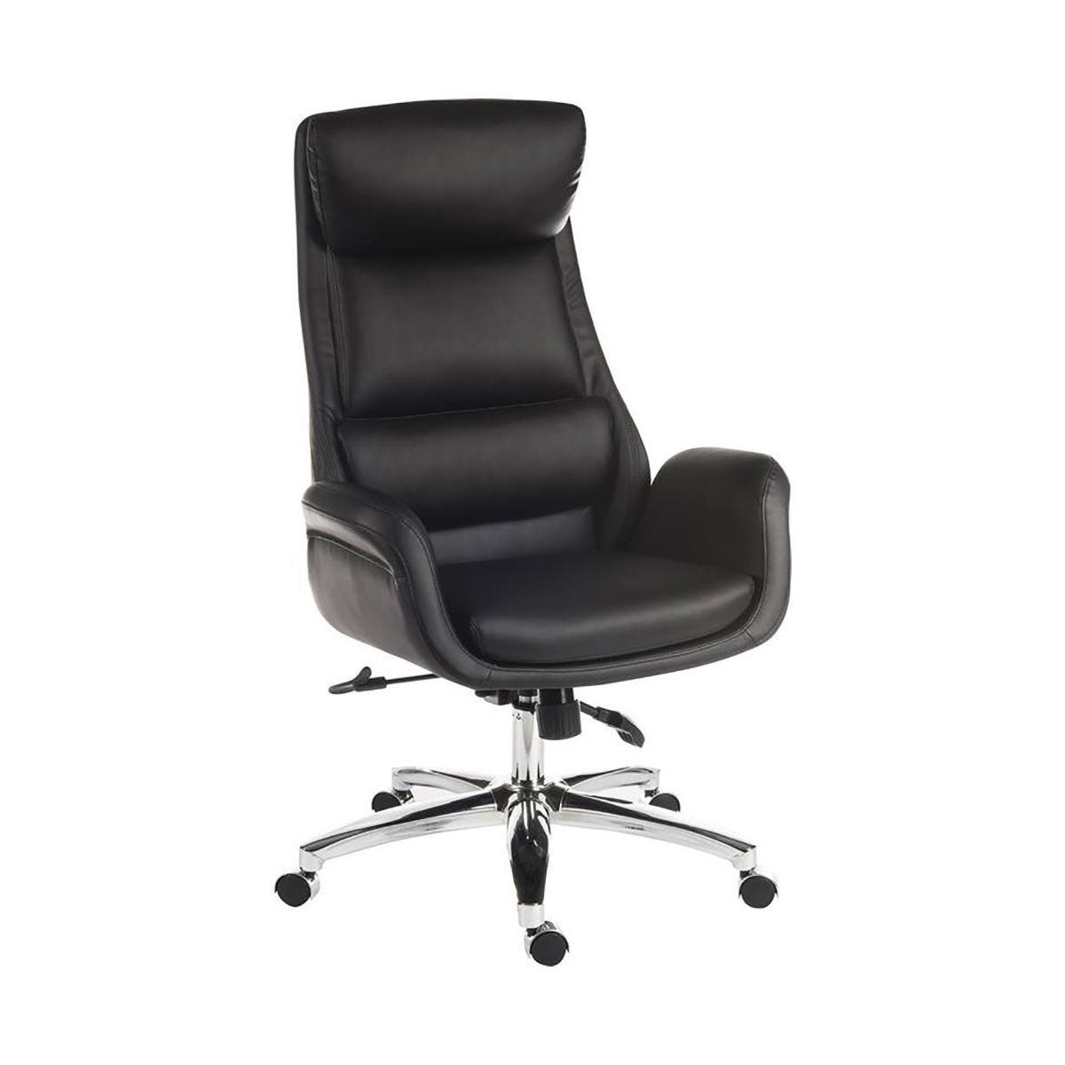 Teknik Office Ambassador Reclining Faux Leather Executive Chair