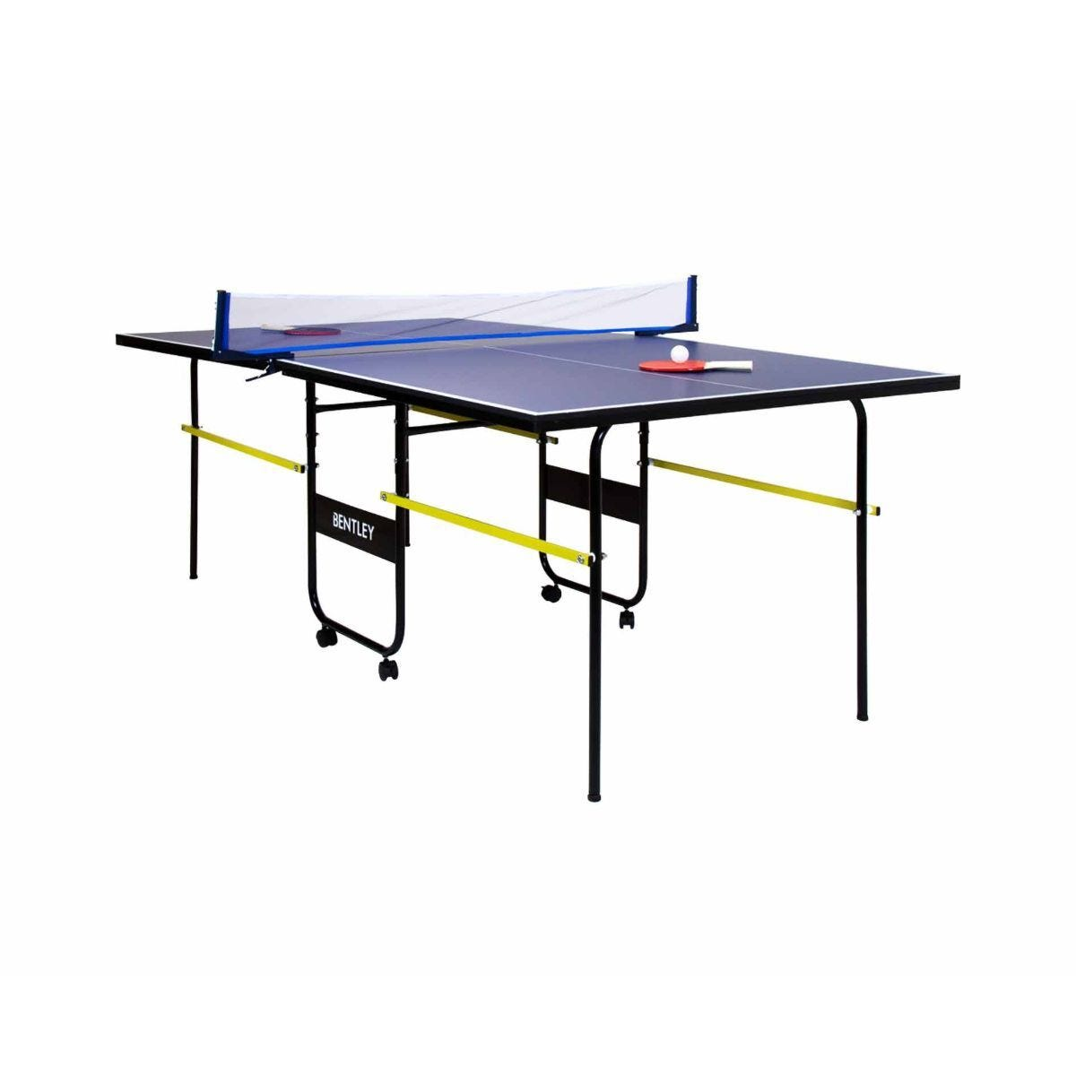 Charles Bentley Folding Table Tennis Table 6ft 9