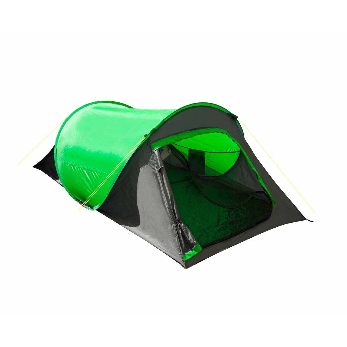 Summit Hydrahalt 2 Man Pop Up Tent 1500HH Green/Grey