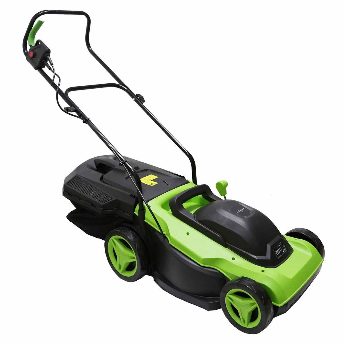 Charles Bentley Electric Wheeled Lawnmower 1800W