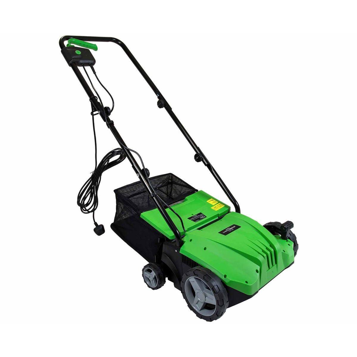 Charles Bentley Garden Scarifier and Aerator Lawn Rake